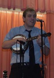 Matthew Performing at Kingswinford Community Centre